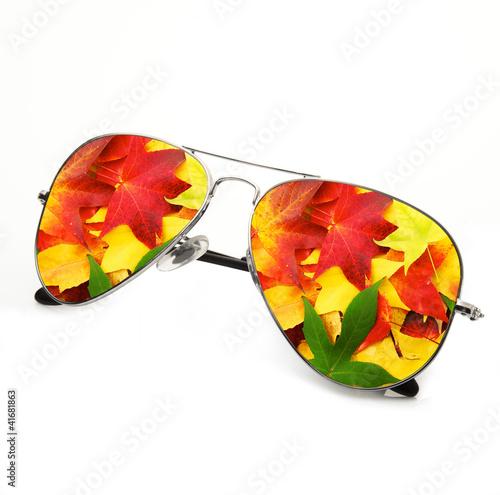 occhiali autunnali
