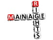 3D Manage Rights Crossword