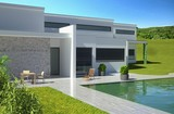 Modern Home in the Country
