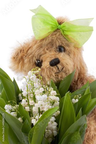 flowers for mum!