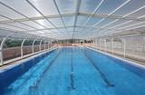 Fototapety Indoor swimming pool