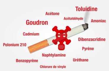 la cigarette tue