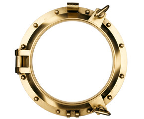 Brass Porthole - ventana Barco