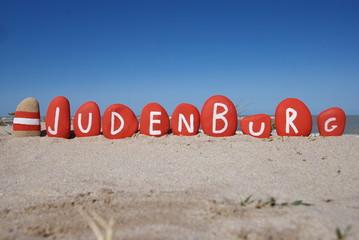 Judenburg, Styria, Austria, souvenir of stones