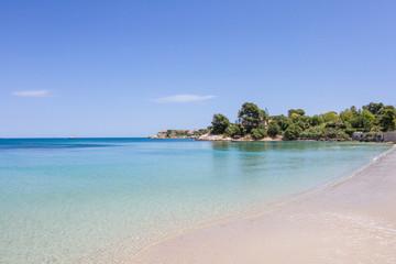 A view of Sicilian sea.