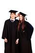 two graduates
