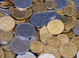 heap of coins