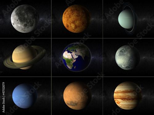 Fototapeten,planentarium,universum,raum,mond