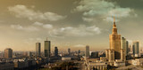 Warsaw panorama - Fine Art prints