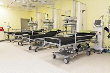 Post Operative Hospital Ward