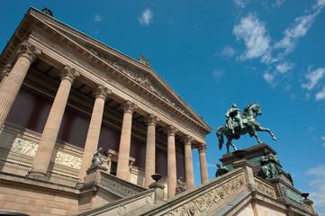 Alte Nationalgalerie, Berlin, Museumsinsel