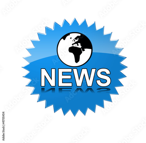 News Sticker