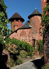 Collonges-la-rouge.(Corrèze)