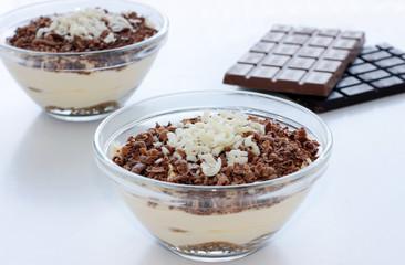 Tiramisu - traditional italian dessert
