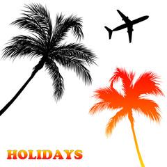 Partir en vacance