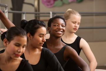 Proud Ballet Student
