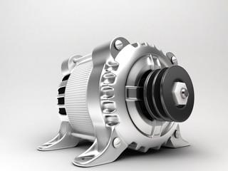 Motore turbina rotore
