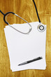desk stethoscope