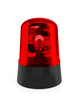 Red flashing light - 41722457