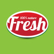100 percent nature fresh