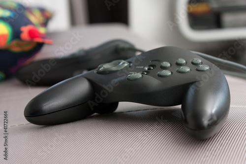 Manette de jeux vidéo