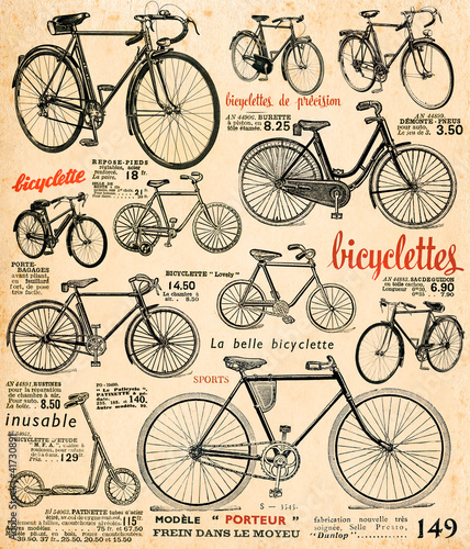 Bicyclettes © lynea