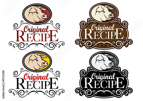 Original Recipe Pork Classic Seal