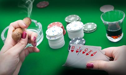 Poker Sigaro
