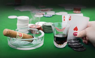 Poker Coppia Sigaro