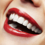 Woman smile. Teeth whitening. Dental care. - 41734612