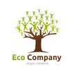 écologie, association, logo d'entreprise
