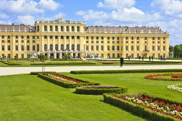 Schönbrunn in Wien