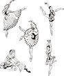 Dancing ballerinas - 41736294