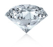 Classic and realistic diamond.Vector. - 41737488
