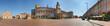 Carpi piazza Martiri a 360°