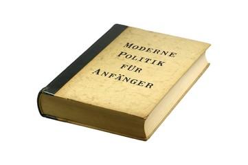 Buch - Moderne Politik für Anfänger
