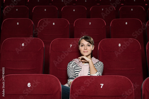 One at the cinema