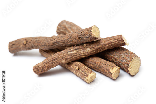 canvas print picture liquorice roots