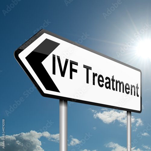 IVF treatment.