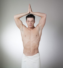 zen male athlete