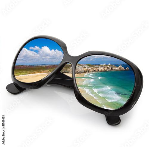 occhiali spiaggia