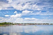 Lunenburg Nova Scotia Waterfront