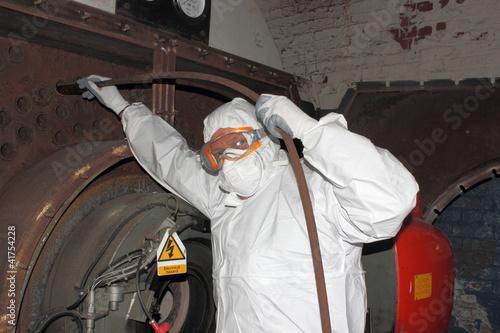 Industrial Boiler Clean - 41754228