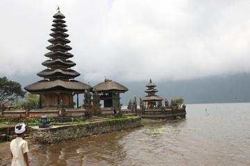 Pura Ulun Danu Bratan Tempel auf Bali