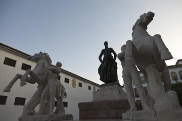 Monumento al torero Manolete, Córdoba