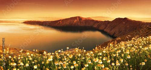 Fototapeten,schönheit,caldera,felsen,schöpfung