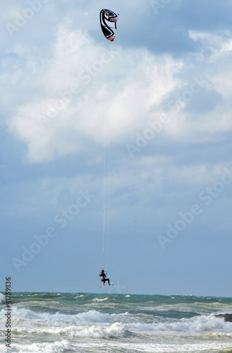 Sea Sport -Kiteboarding