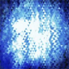 Seamless triangle shape Tiles