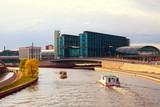 Fototapete Station - Kanal - Stadt allgemein