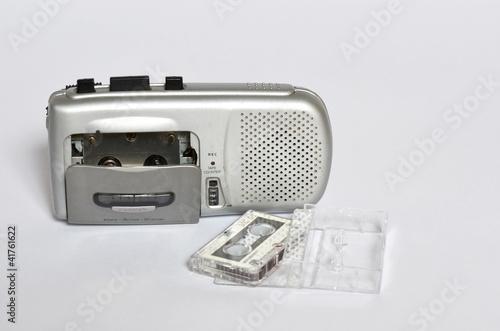 vecchio registratore